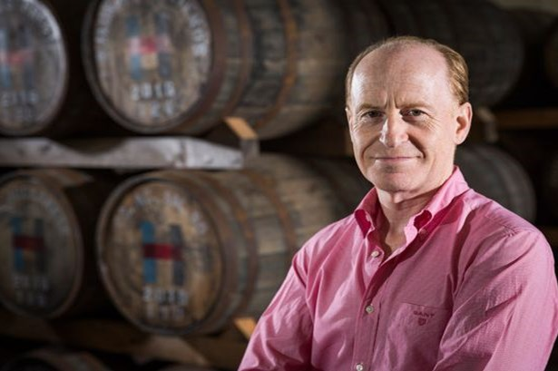 Spotlight on Simon Erlanger, Isle of Harris Distillers