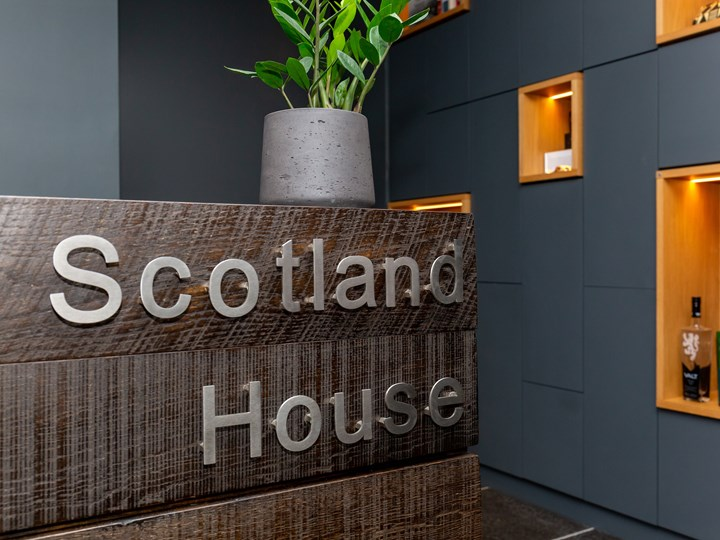 Scotland House Membership Promotion