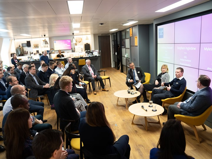 Future Forum: Growing Scotland's Role as a FinTech Hub