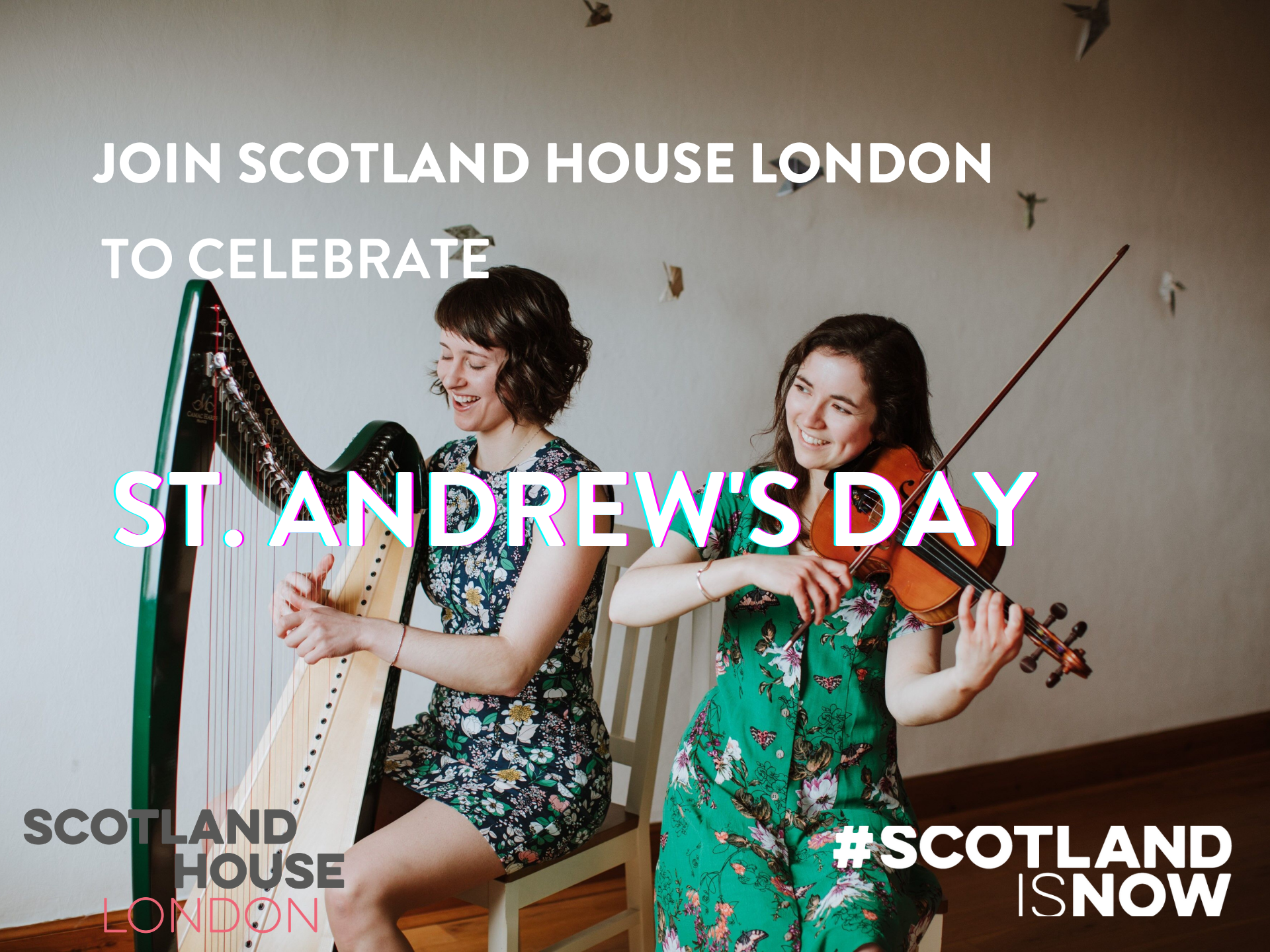 Scotland's Winter Festival - St. Andrew's Day