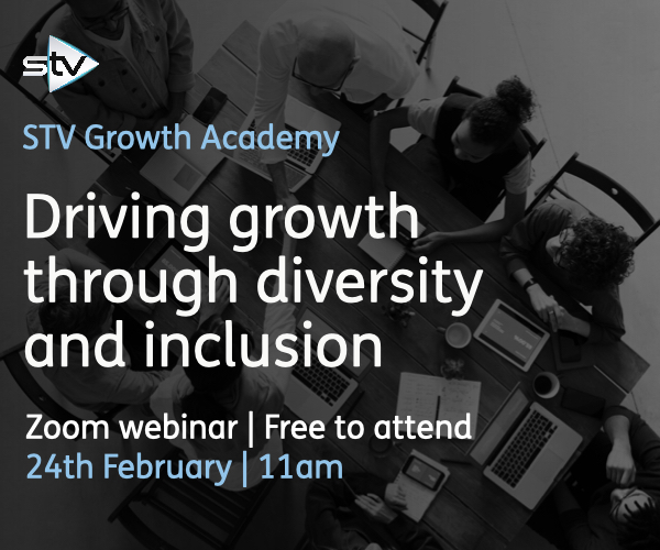 STV Growth Academy: Driving growth through diversity and inclusion