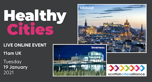 Scottish Cities Alliance: HEALTHY Cities